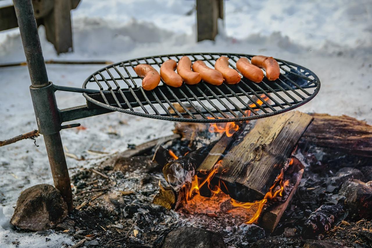 Jak przygotować się na zimowy kemping.