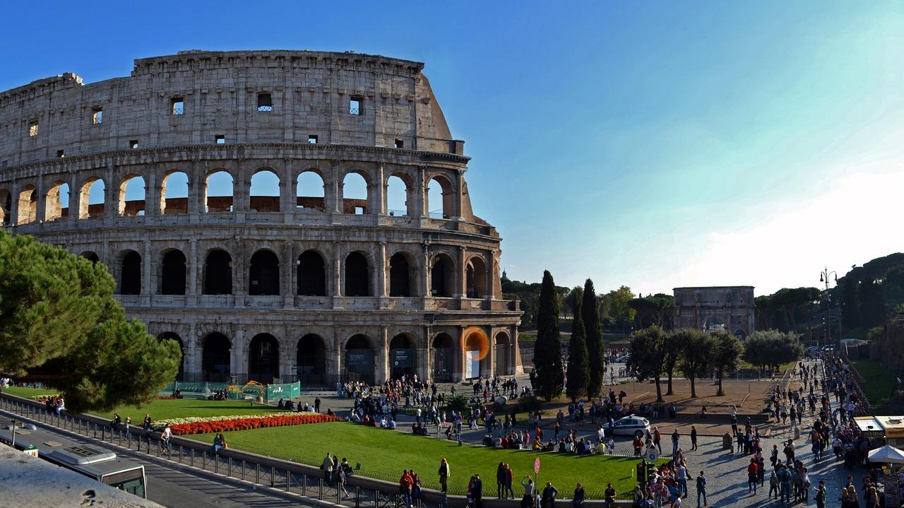 Włoska stolica poleca się na wakacje
