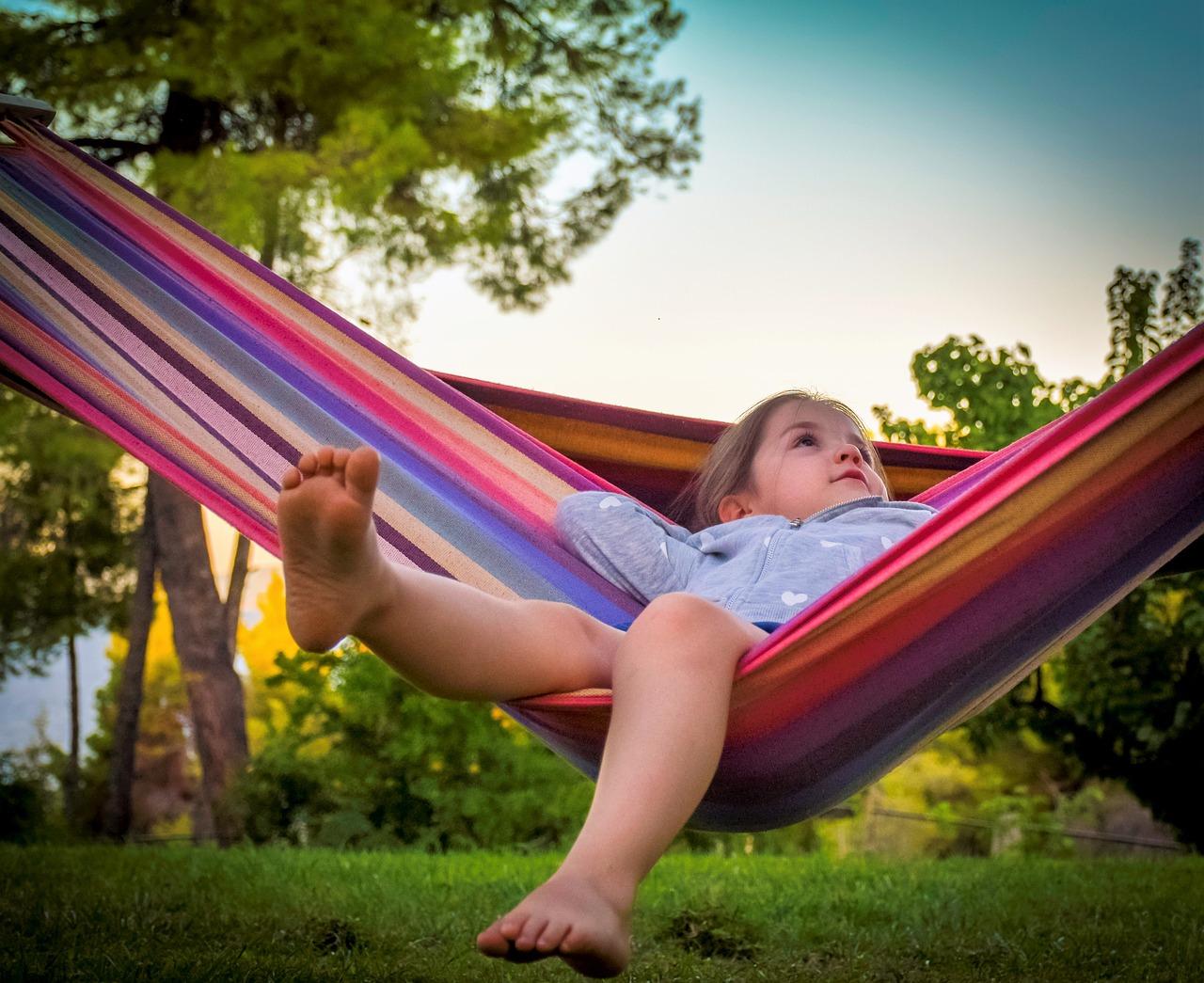 Letni wypoczynek na łonie natury