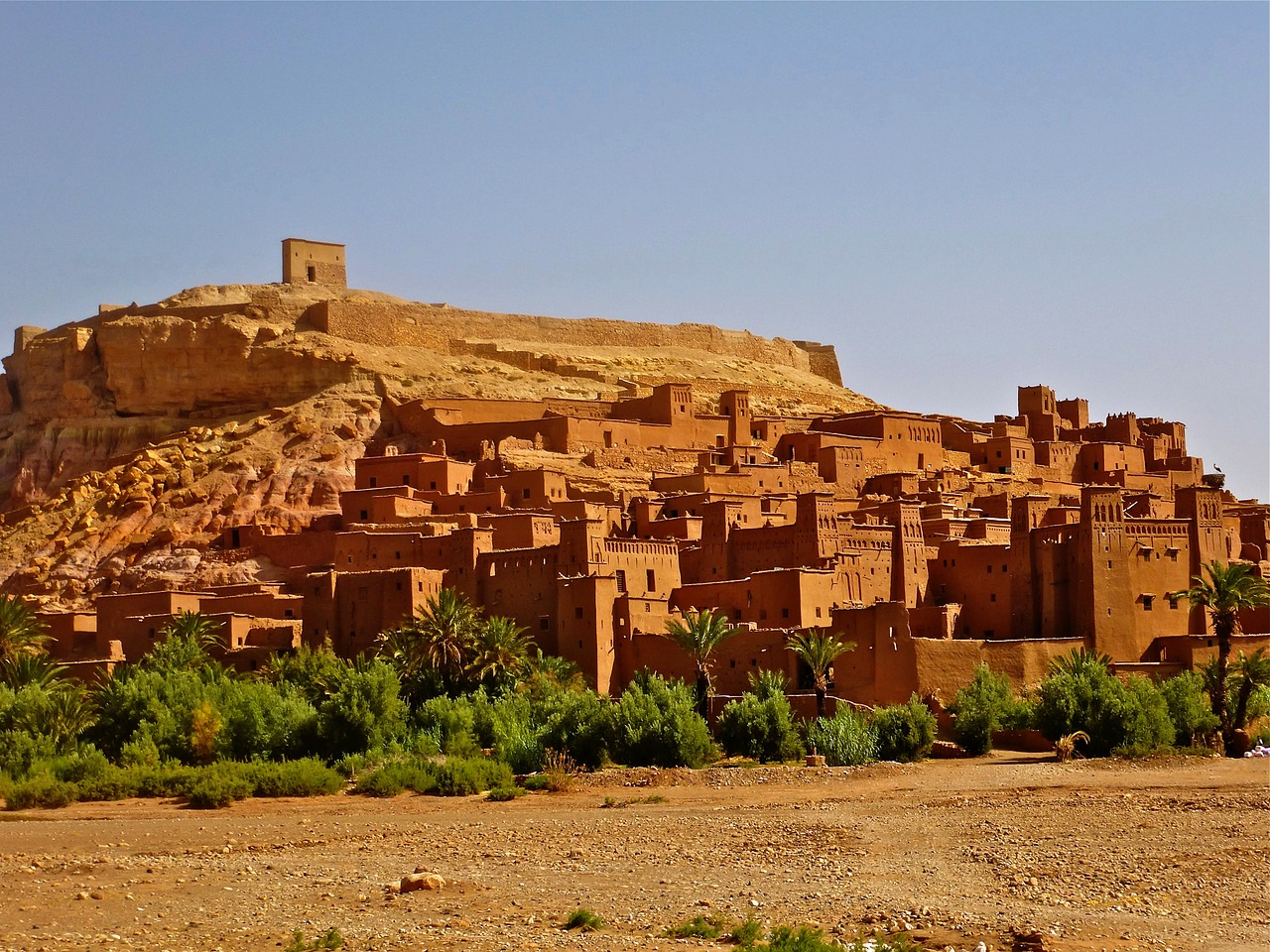 Miejsca w Maroku, które trzeba odwiedzić