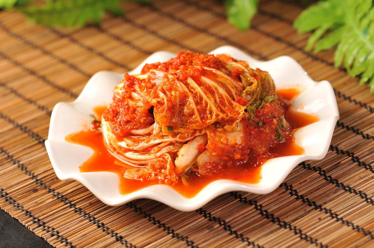 Potrawy kuchni koreańskiej